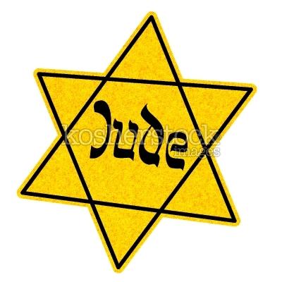 yellow jewish star -#main